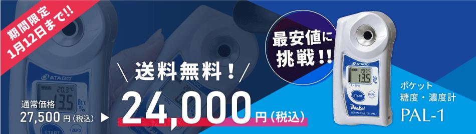 PAL-1 24000円(税込)最安値に挑戦!送料無料
